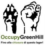 MONTICHIARI:PROSEGUE IL PRESIDIO PERMANENTE DI OCCUPY GREENHILL